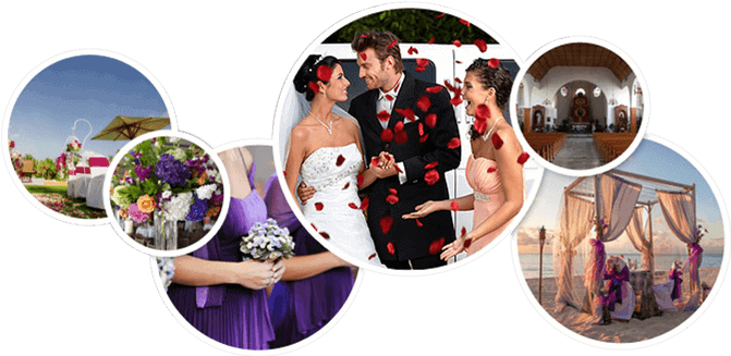 circles 1 with 672  - Wedding video editing service