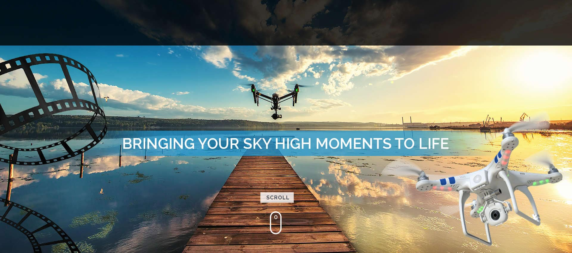 Professional drone video editing services online bring your moments to life