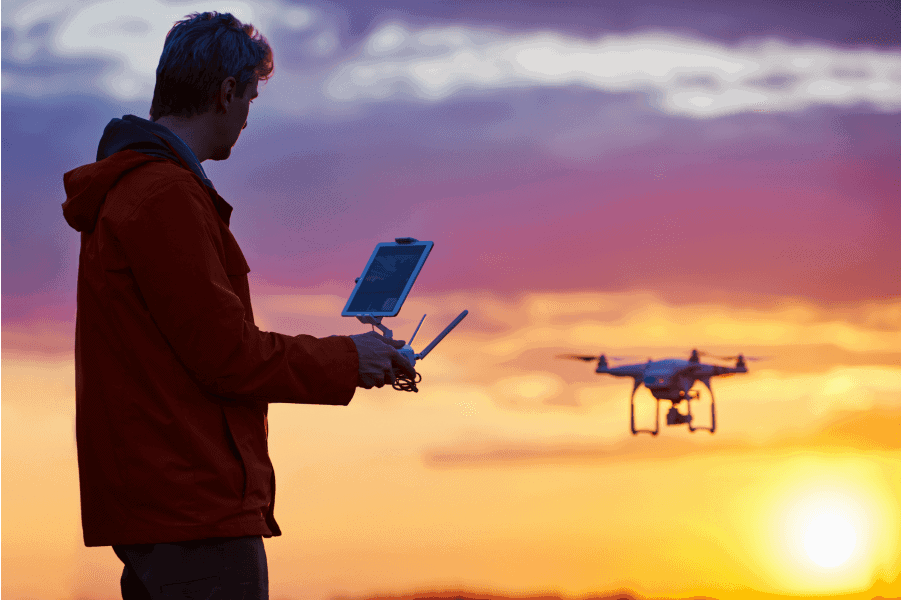 drone production services offer endless opportunities