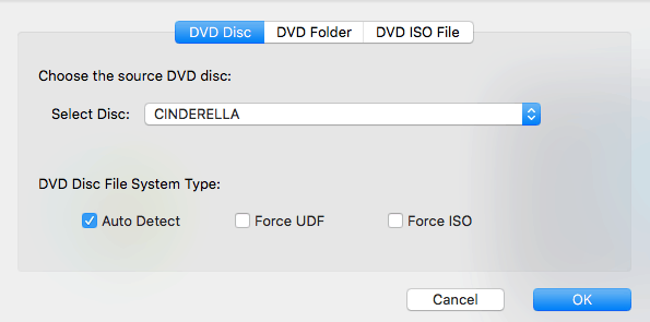 WinX Disc - How to Convert DVD to MP4
