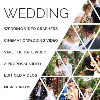 wedding product image - Wedding Video Editing Service